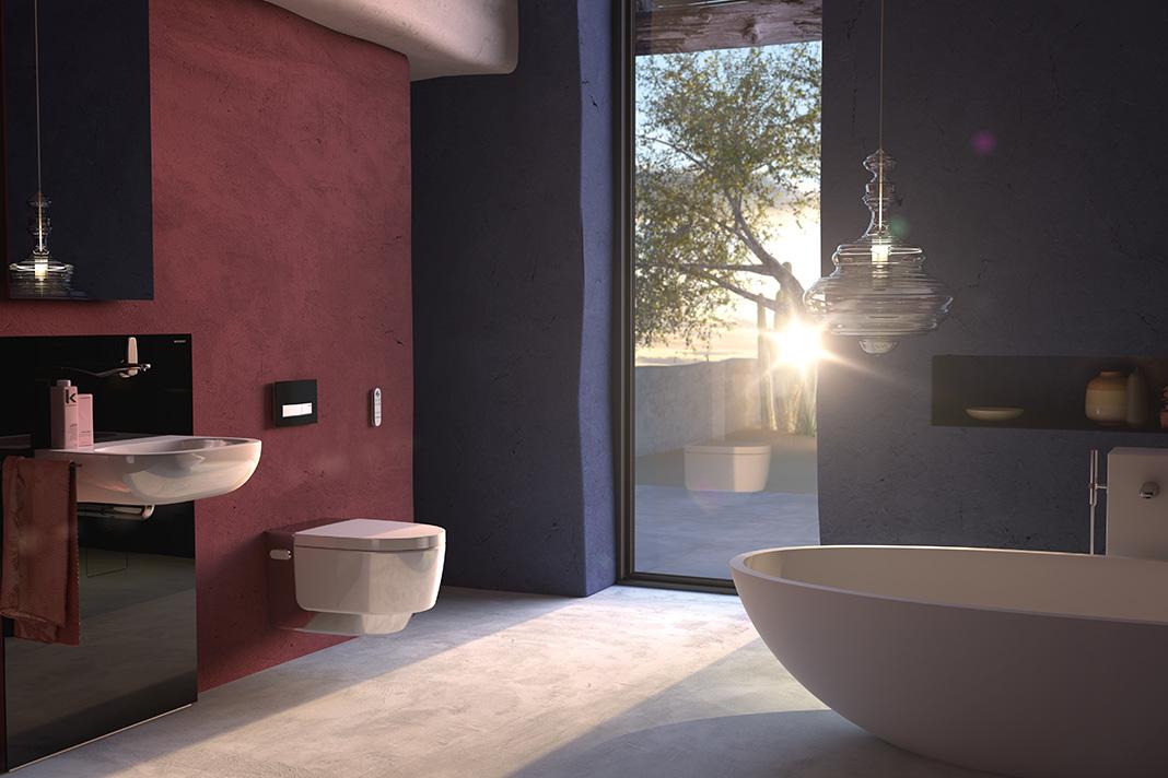 Um Das Badezimmer In Eine Wohlfühl Oase Zu Verwandeln, Ist Nicht Unbedingt  Ein Aufwändiger Umbau Nötig. Klar Wird Aus Einer Badewanne Nicht Einfach  Eine ...