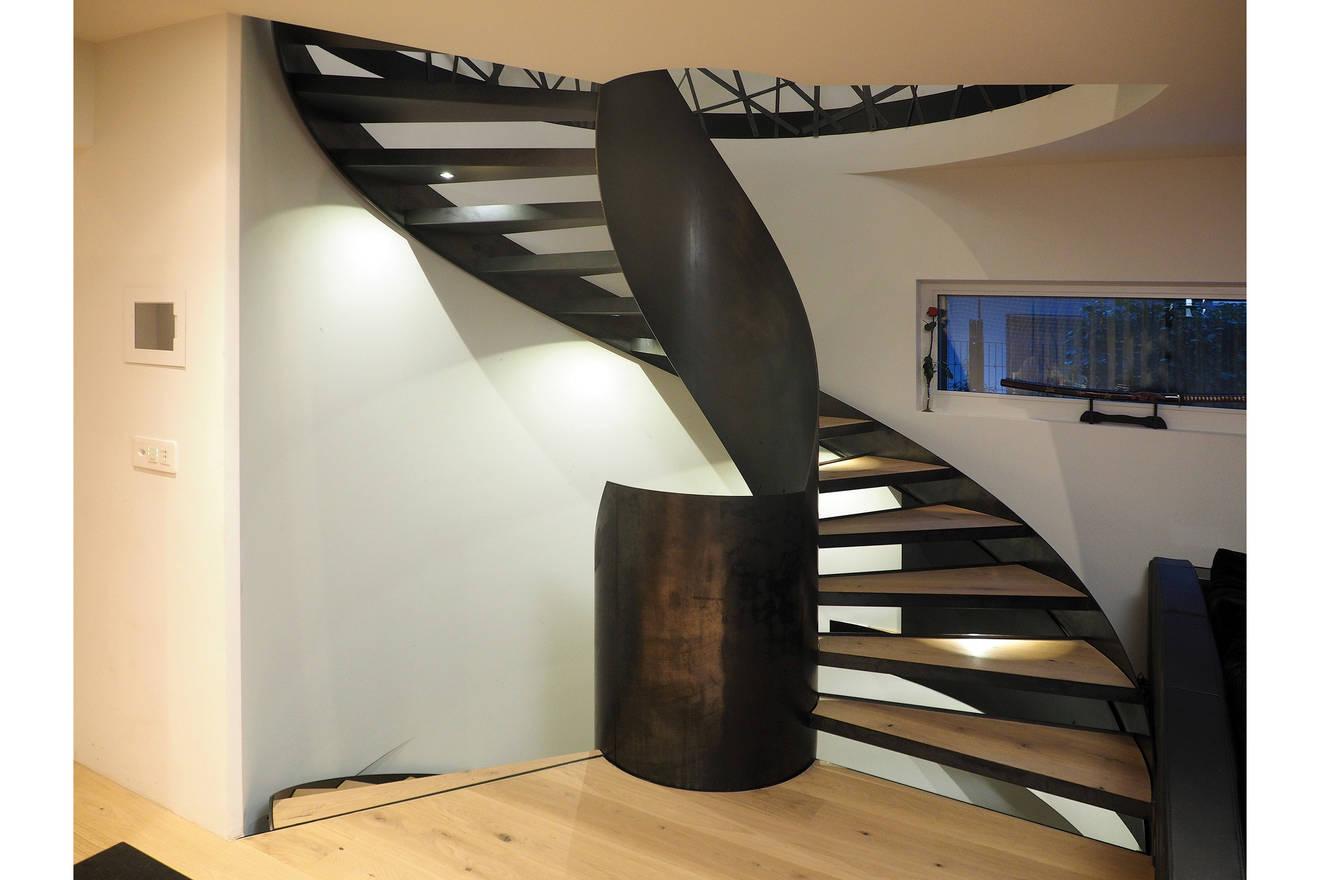 Treppen Stageli Uf Stageli Ab Das Einfamilienhaus