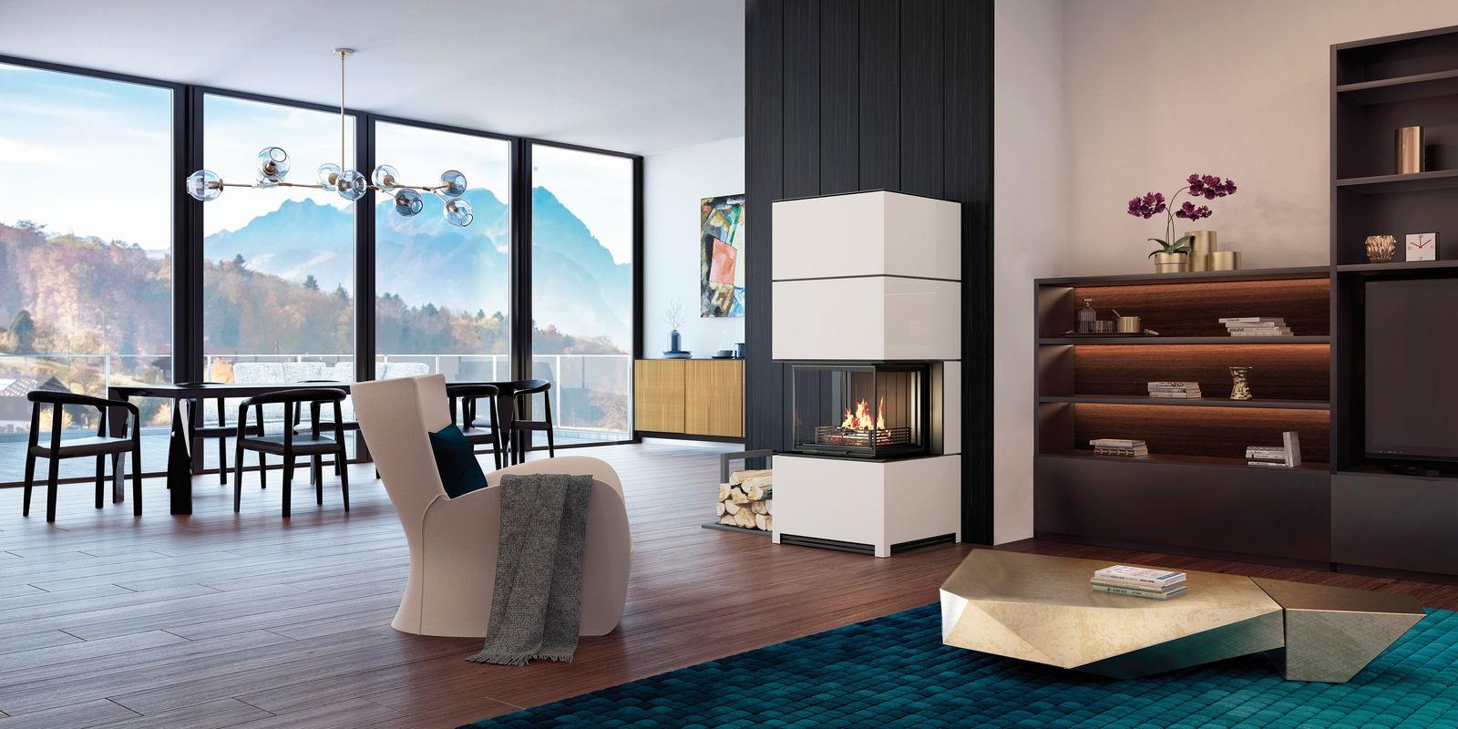 Schweizer magazin f r bauen wohnen haus und garten das for Einfamilienhaus modelle