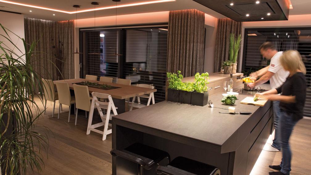 Smart Home: Gute Unterhaltung!